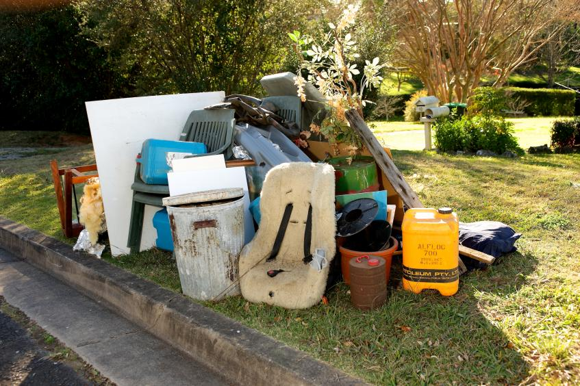 waste removal in Fife